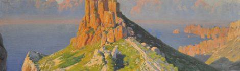 Adquisición de una obra de Santiago Rusiñol (1910)