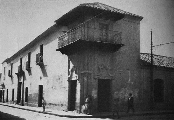 Casa del Virrey Sobremonte (sede del Museo Colonial)
