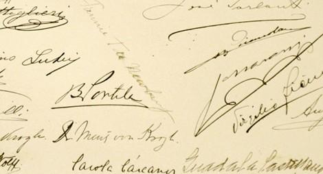 Acta de inauguración de las Salas de Pintura del Museo Provincial (1914)