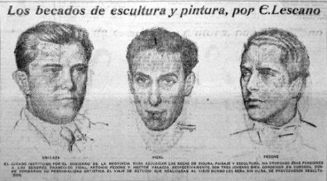 El aporte de los becarios provinciales a la colección del museo (1922-1942)