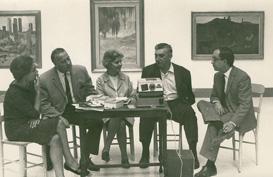 Jurado del Salón de Artes Plásticas, 1967