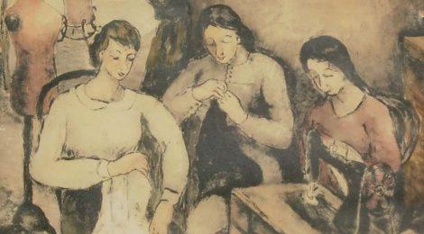 """LOS SALONES DE LOS AÑOS TREINTA EN EL MUSEO PROVINCIAL: """"TERCER SALÓN DE BELLAS ARTES DE CÓRDOBA"""" (1935)"""